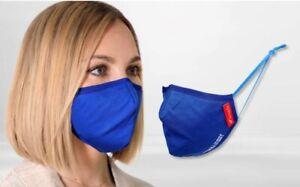 Aktion: Casada FFP2-Maske königsblau,  ePTFE-Technologie, bundesweit zugelassen