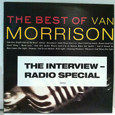 "VAN MORRISON - RADIO SPECIAL w/ Sean O'Hagen PROMO for ""THE BEST OF"" 1990 RARE"
