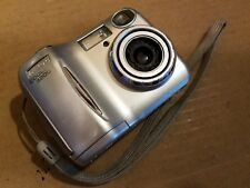 Nikon Coolpix 3200 3.2MP Digital Camera 3x Optical E3200 2-AA Batteries #3524336