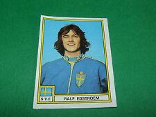 RALF EDSTROEM SUEDE RECUPERATION PANINI FOOTBALL 76 1975-1976