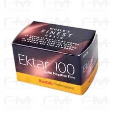 Kodak Ektar 100 Prof., Negativ Farbfilm 135/36, Kleinbildfilm   (MHD 01/2022)