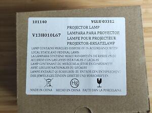 V130H010L67 Compatible Epson Bulb X11, EB-S02, EB-X12, EB-SXW11, EB-SXW12, MORE