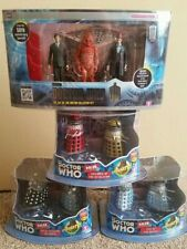 Dalek Collectors sets 1 2 & 3. 3.75 + day of thd Dr