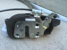 07-10 Nissan  Door Lock Latch Actuator RR RH Right Passenger