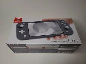 Brand New Nintendo Switch Lite - Gray