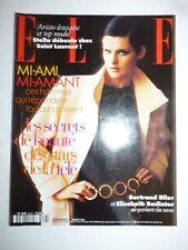 Magazine mode fashion ELLE French #2613 29 janvier 1996 Stella tennant