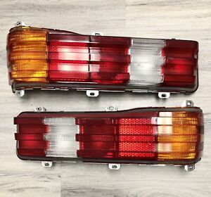 77 - 85 Mercedes Benz W123 Sedan Coupe Tail Light Set