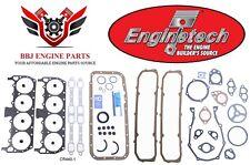 Chrysler Dodge Mopar 361 383 400 413 440 Enginetech Overhaul Gasket Set 59 - 79
