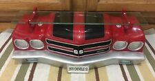 Chevelle SS Shelf Light 1970 Red Chevrolet Parts Car Coupe Chevy Coke Decor