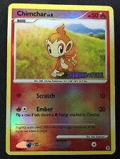 1X CHIMCHAR 76/130 / REVERSE HOLOFOIL BK PROMO / DIAMOND PEARL/SP/NM/WRONGWAY052