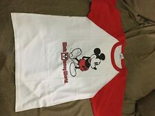 Disney Character Fashions Large MICKEY MOUSE TSHIRT