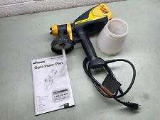 WAGNER Opti-Stain Plus Hand-Held Sprayer For Staining Projects