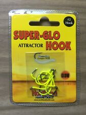 Northland Fishing Tackle - Super-Glo Attractor Hook - Chartreuse - Size #2