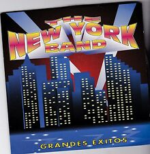 The New York Band Grandes Exitos CD SIN CONTRA PORTADA