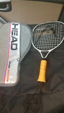 head mid size spectrum racquetball raquet with case new. Ws