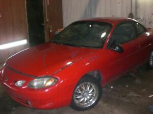 Coil/Ignitor Coupe ZX2 Fits 98-03 ESCORT 651799