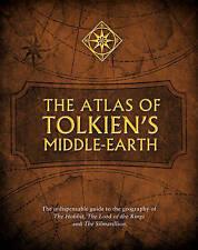 The Atlas of Tolkien's Middle-earth by Karen Wynn Fonstad (Paperback, 2017)
