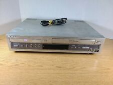 Sony SLV-D100  DVD~VHS Combo Recorder, Tested, No Remote - Some Cosmetic Wear