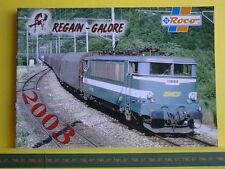 Catalogue ROCO 2003 F Matériel Français Regain Galore + moteurs HO N - Neuf 24 p