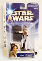 2004 Star Wars Lando Calrissian Death Star Attack ROTJ 04/#21 Action Figure