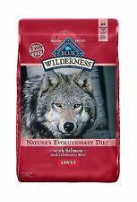 Blue Buffalo Wilderness Grain-Free Dry Dog Food - 4.5#