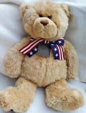 "GUND 26"" LIGHT BROWN WISHBEAR 100TH ANNIVERSARY TEDDY BEAR 1902-2002"