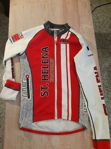 Louis Garneau Women's Cycling Jersey, Full Zip, Sz Medium