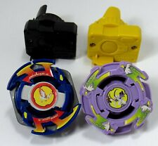 Beyblade Galman A-10 And Dranzer-S With Launchers