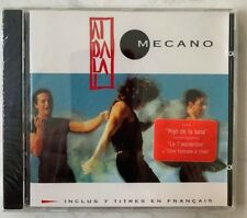Mecano Aidalai Canada Quebec French Cd Rare New Bmgqcd 817