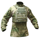 OPS / UR-TACTICAL EASY PLATE CARRIER IN A-TACS FG, SIZE-LARGE