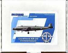 Anigrand Models 1/144 LOCKHEED XB-30 CONSTELLATION
