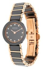 Bering Damen Armbanduhr Ceramic schwarz EB11422-746