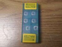 P28467-3 Walter Carbide CNC Inserts, Grade WK40, 10ct NEW!