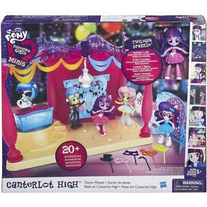 My Little Pony Equestria Girls Minis Canterlot High Dance Playset **NEW**