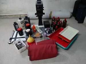 Fotolabor, Vergrösserer von Durst