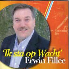 Erwin Fillee-Ik Sta Op Wacht cd single