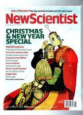 New Scientist Magazine - 25 December 2010/January 2011