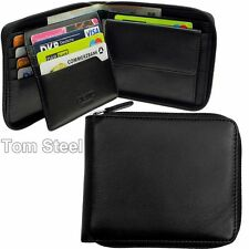 PICARD NOIR Porte-monnaie portefeuille portefeuille sac à main neuf