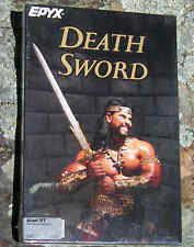 Death Sword by EPYX for Atari 1040/520 ST New Disk