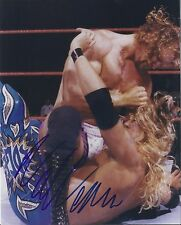 VAL VENIS WWE SUPERSTAR SIGNED AUTOGRAPHED 8X10 PHOTO W/COA