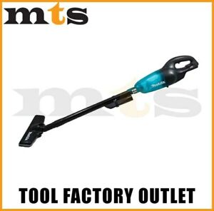 New Model Makita 18V Cordless Vacuum Cleaner XLC02 / DCL180ZB Skin Only