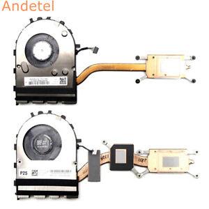 New Lenovo Thinkpad E14 CPU Cooling Heatsink Cooler Fan 5H40S72906 5H40S72908