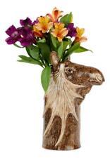 Moose Flower Vase by Quail Pottery Ceramics