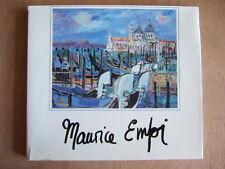 MAURICE EMPI. Editions MIRA LIBOURNE AU FIL DE L'ART + DESSIN DEDICACE COULEUR