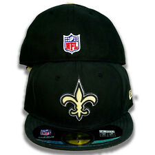 Original NEW ERA - 59FIFTY FITTED CAP New Orleans Saints NFL Onfield Schwarz c79125b275