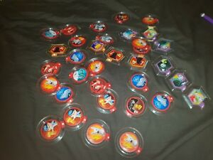 Disney Infinity Power Discs 1 2.0 3.0 Make Your Selection