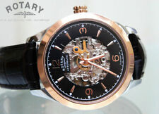 Men's Rotary Mechanical (Automatic) Casual Wristwatches