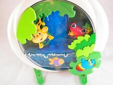 Fisher Price Rainforest Waterfall Peek-a-Boo Baby Musical Soother Crib Mobile