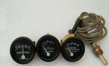 Tractor Oil Pressure, Ammeter, Temperature Gauge Set Replacement for John Deere