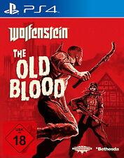 Wolfenstein: The Old Blood (Sony PlayStation 4, 2015)